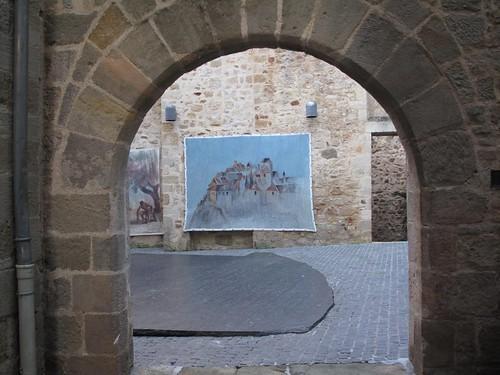 Exhibition, Place des Ecritures