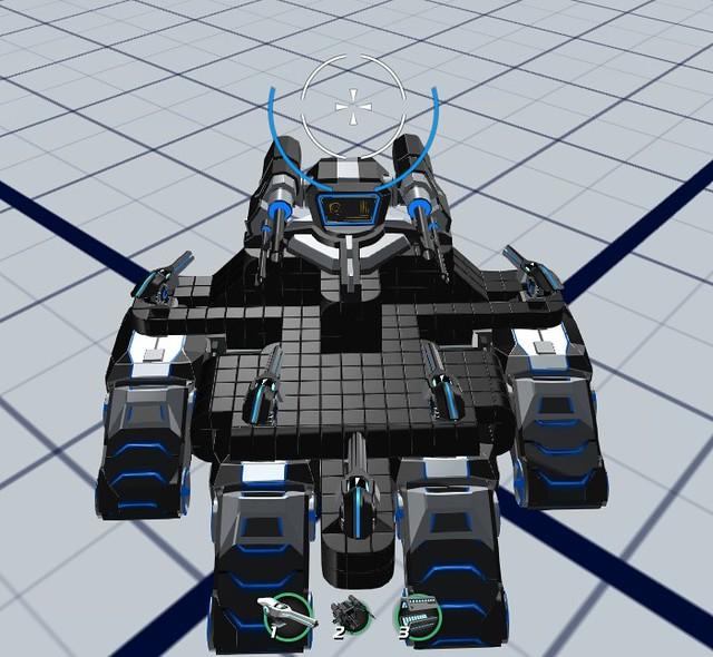 Dark Tracer 1