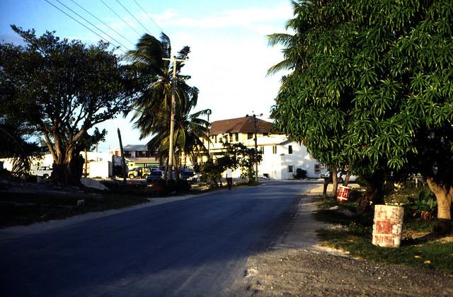 Bahamas 1989 (503) Great Exuma: George Town