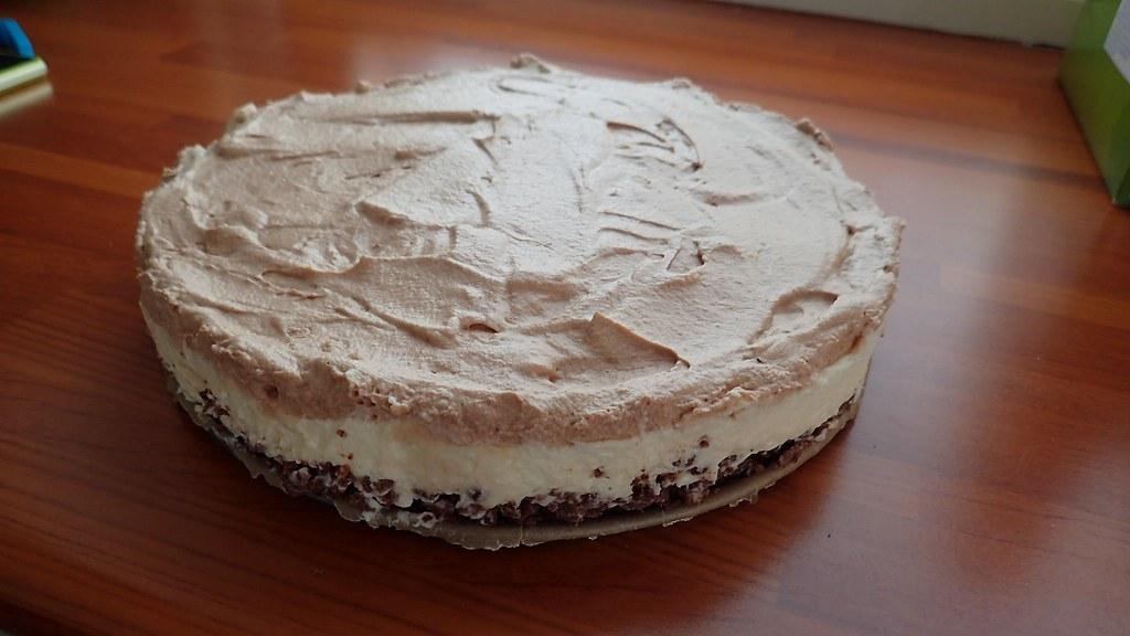 9.3. Kakku numero 29 huomista varten.