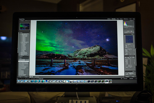Editing Iceland for Large Format
