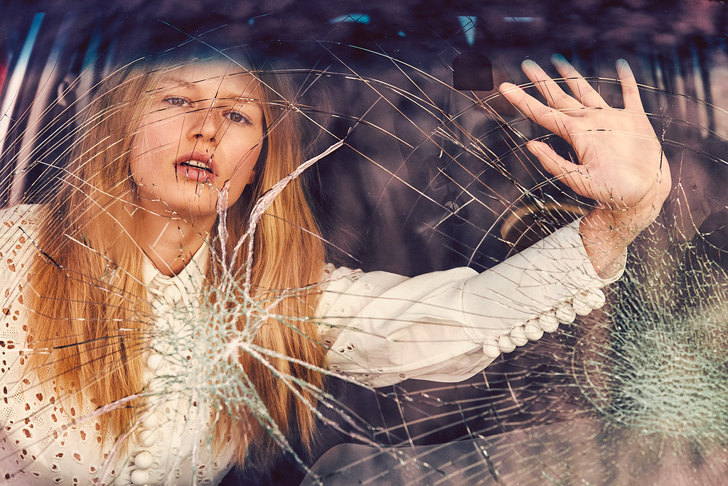Анна Эверс — Фотосессия для «W» 2016 – 1