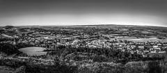 Panorama de Villeneuve la Comptal