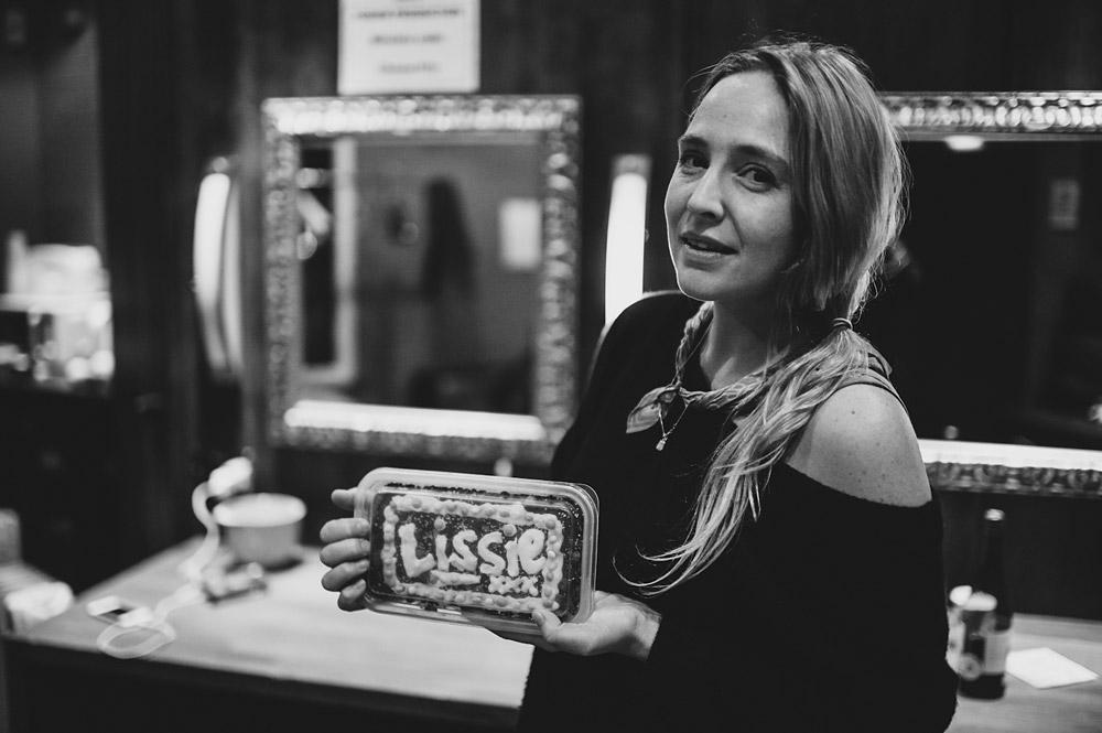 BTS: Lissie
