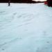 Sněhové muldy u spodní stanice lanovky Stuhleckbahn