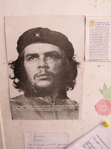 Trinidad: Che Guevara