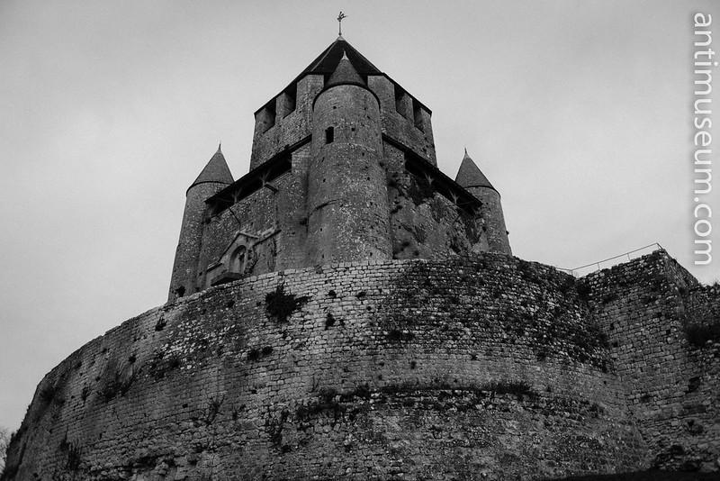 La tour de César - Provins