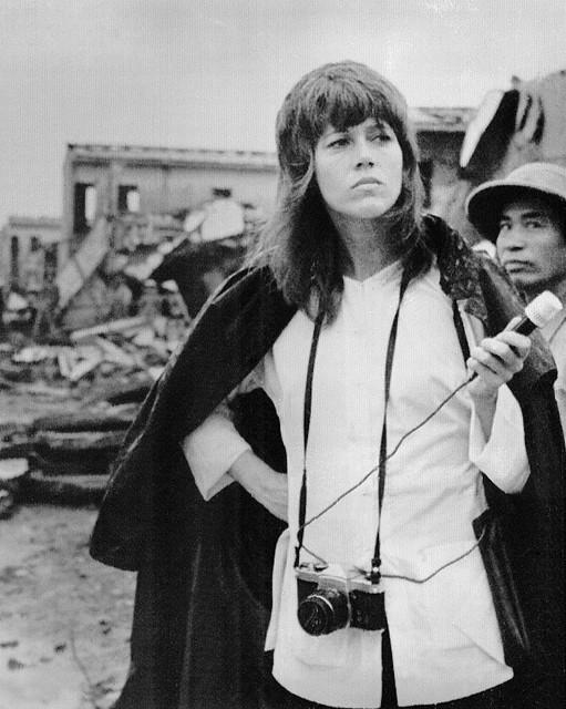 Jane Fonda in Hanoi , 1972