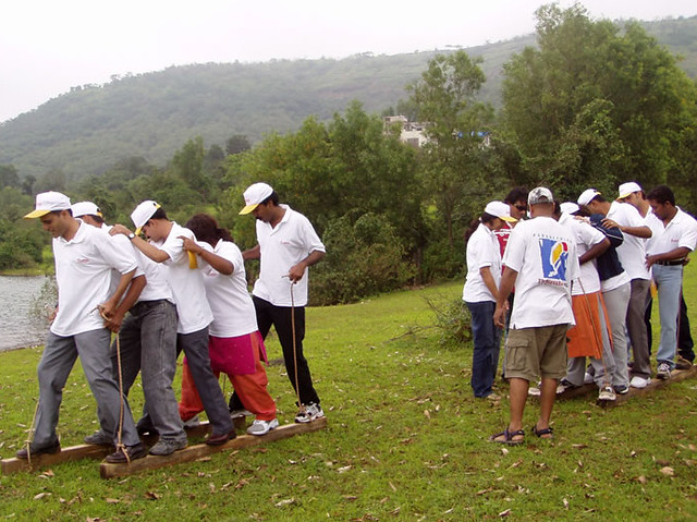 Mumbai Team Building Camp