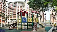 Panorama - Bishan Playground