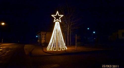 Dedenbacher Weihnachtsstern