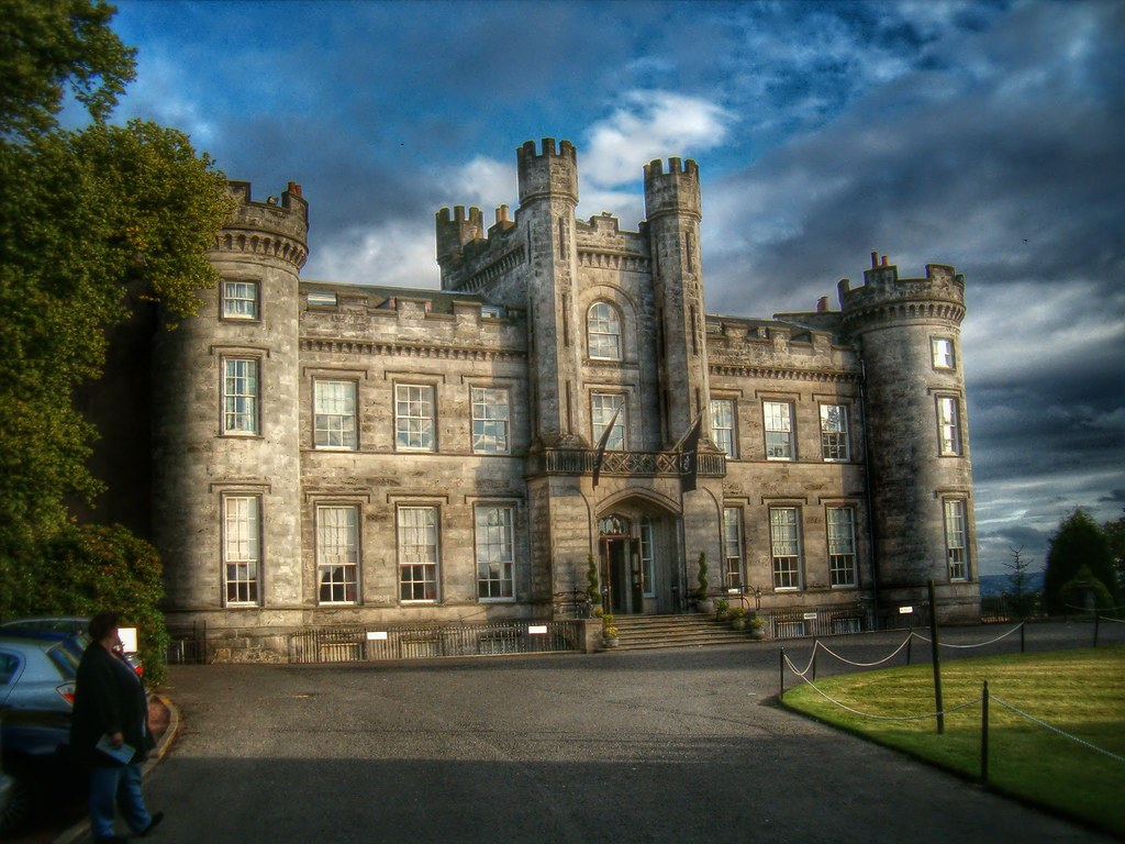 scotland 39 s haunted castle 7 day tour self drive