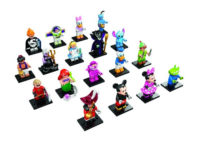 LEGO Collectible Minifigures 71012 - Disney