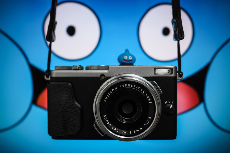 Fujifilm X70|富士APSC 28mm