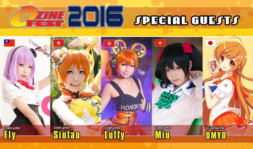 2016 Ozine Fest