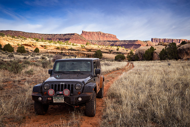 Dry Fork Canyon