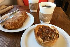 La Boulangerie de San Francisco Noe Valley - Quiche Croissant