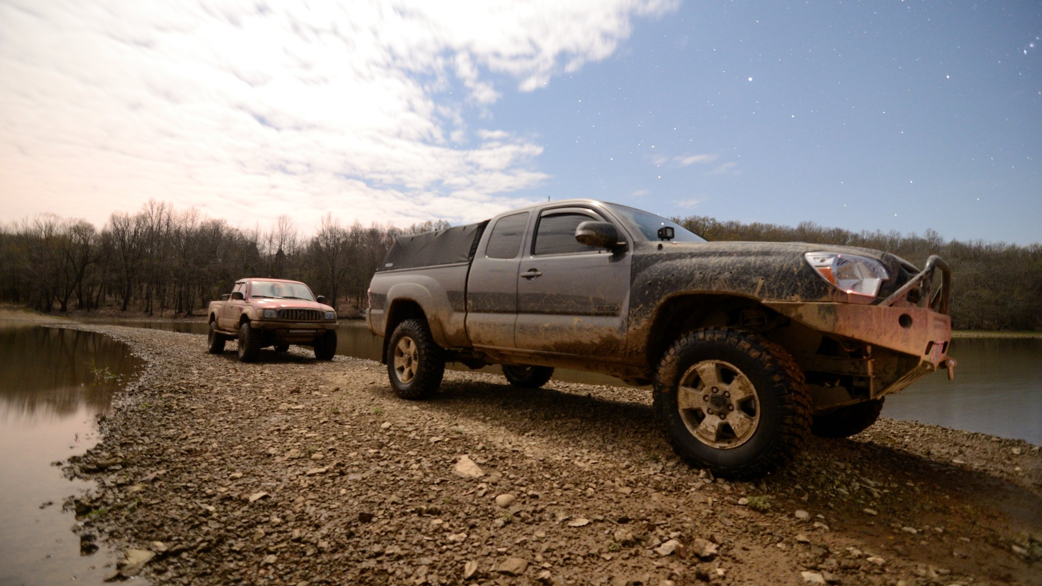 4th Annual KY/TN March 2016 Land Between the Lakes Meet (pics and ...