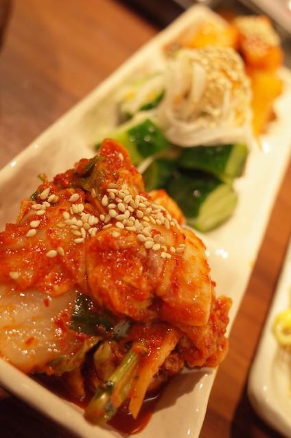 キムチ 韓菜園 焼肉 本家 Ponga 06