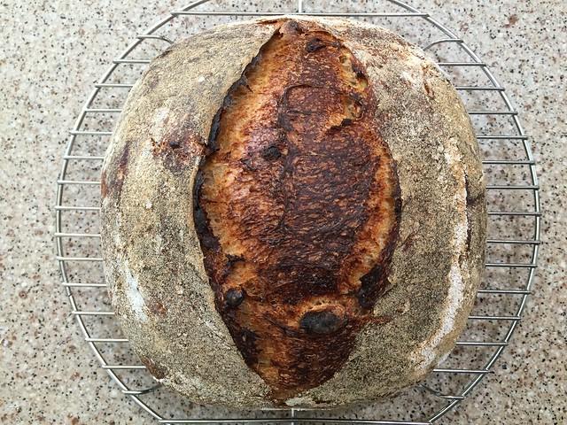 Artichoke Garlic Bread