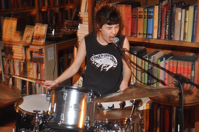 Puberty Hands at Black Squirrel Books