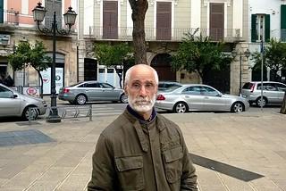 Noicattaro. L'architetto Vito Ardito front