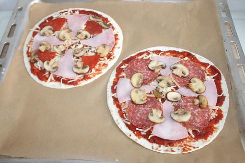 18 - Pizzabelag hinzufügen / Add pizza topping