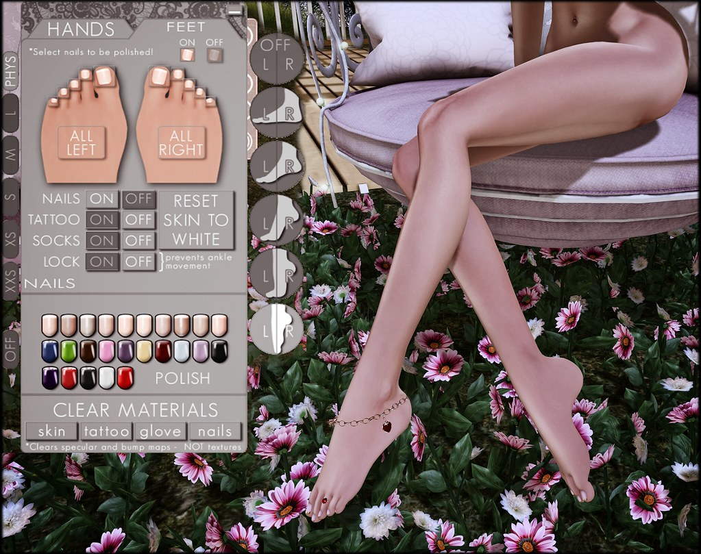 Meet SLINK Delux feet ALL IN ONE plus two new feet versions