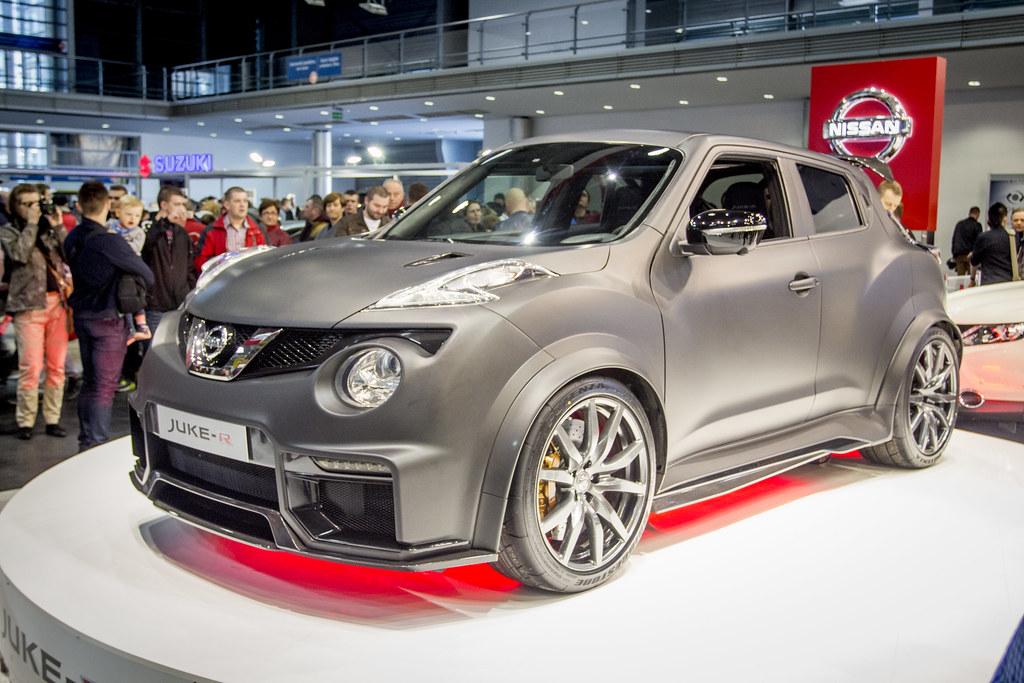 Nissan Juke-R - Motor Show Poznan / Poland