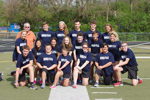 Track and Field Unified Team and PM