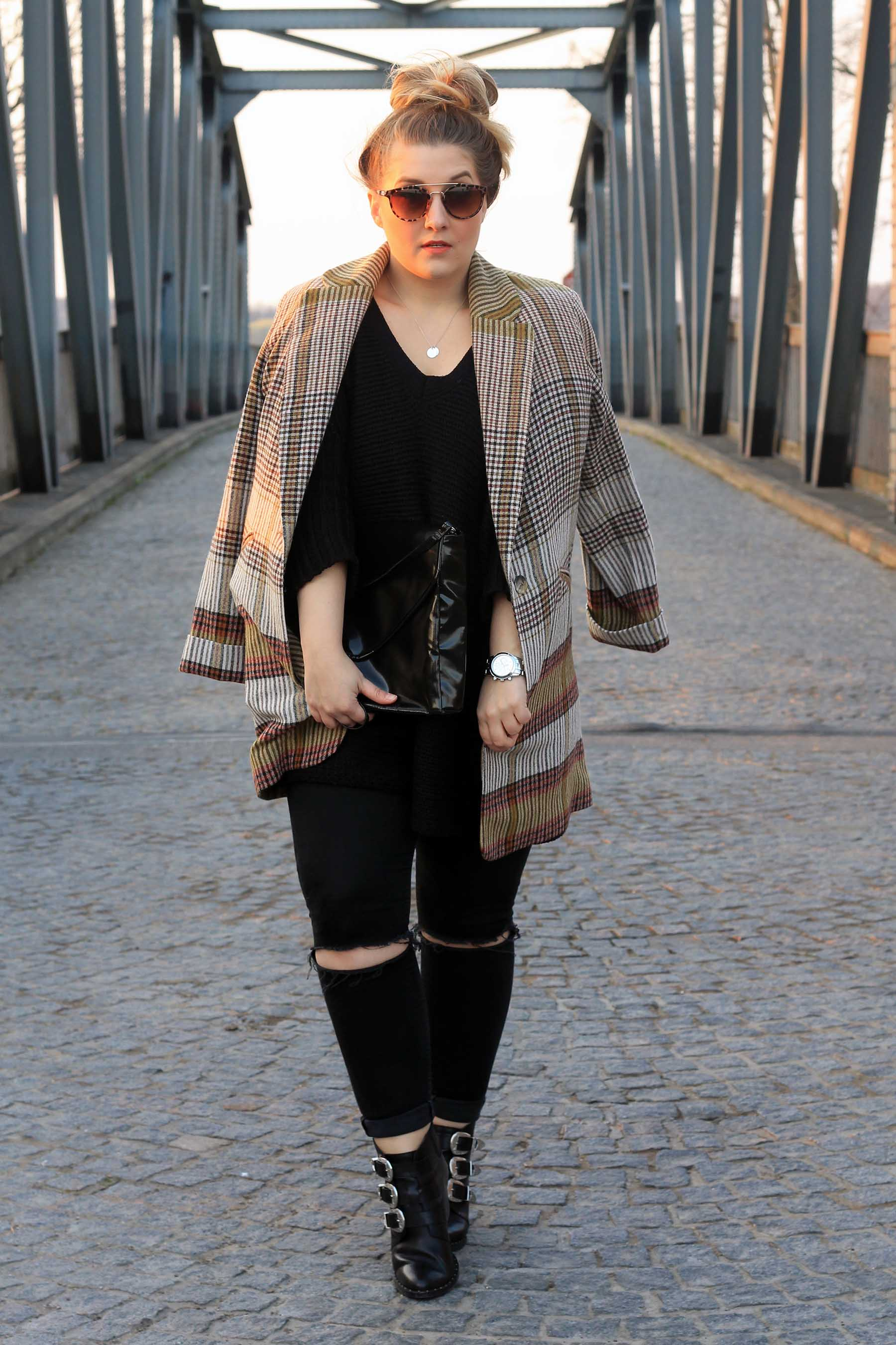 outfit-modeblog-karierter-mantel-style