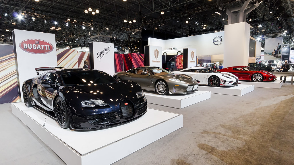 New York International Auto Show III
