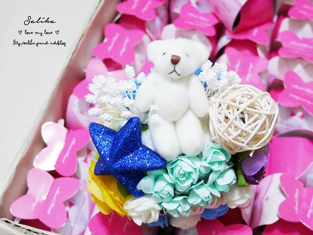 新娘婚禮結婚小捧花DIY姊妹禮捧花禮 (8)