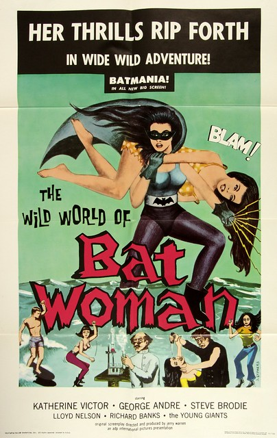 (1966) The Wild World of Batwoman