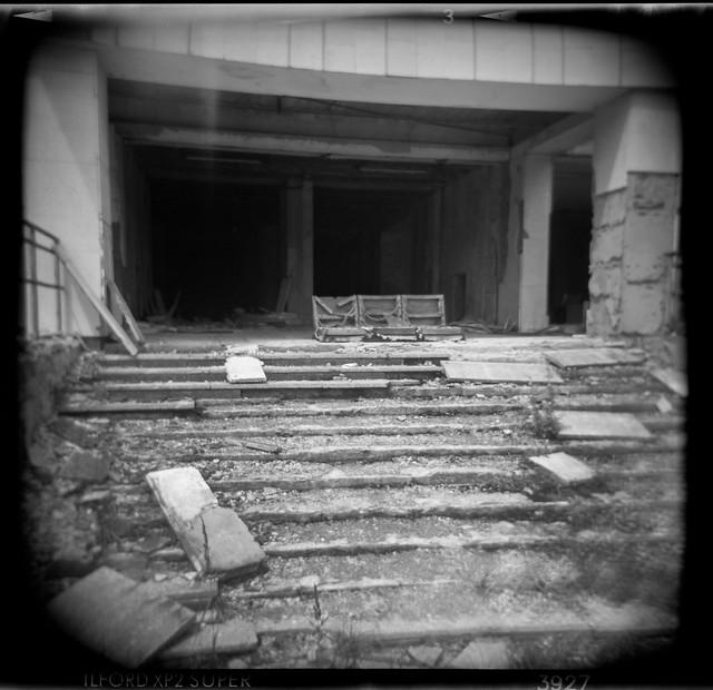 Chernobyl - Holga-7