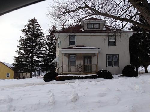 20140205 House; Saint Cloud, Wisconsin - 2