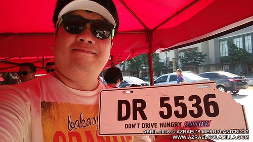 Snickers - Dont drive hungry initiative
