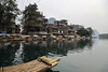 Yulong River Bamboo-Rafting, 遇龙河竹筏漂流
