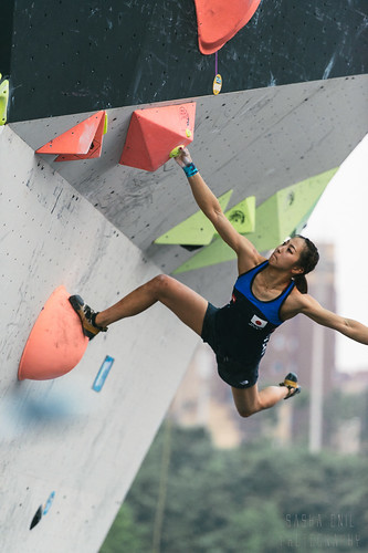 IFSC World Cup Chongqing 2016