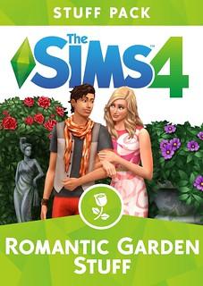 sims 4 romantic garden