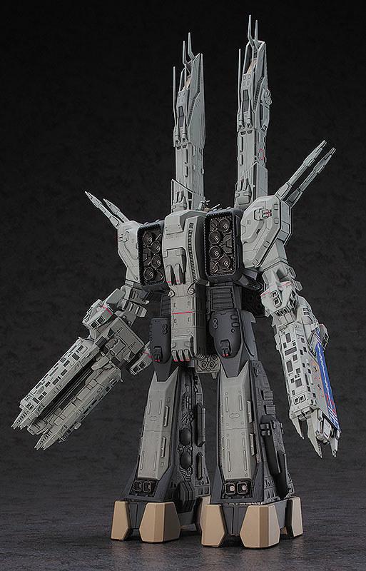 長谷川《超時空要塞:愛‧還記得嗎》強攻型馬克羅斯號 1/4000比例模型