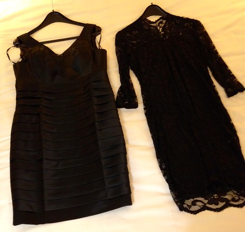 Which dress should I wear tonight?