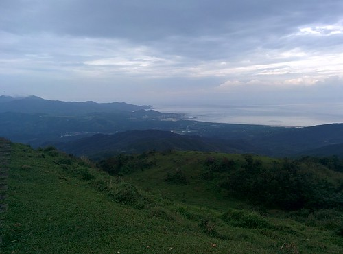 Overlooking Fulong