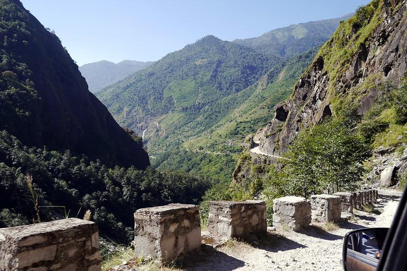 Road through Valley