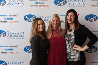 2015 Trovato Event Wall Photos