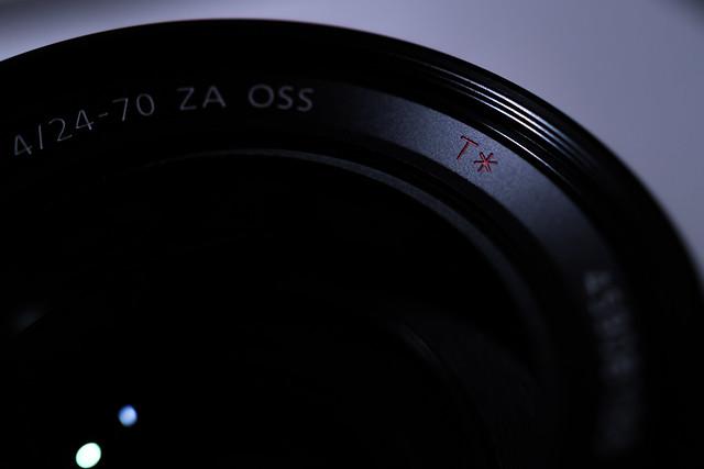 Vario-Tessar T* FE 24-70mm F4 ZA OSS