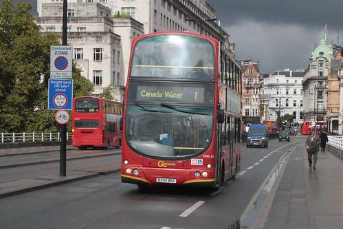London General VWL43 BX04BKK