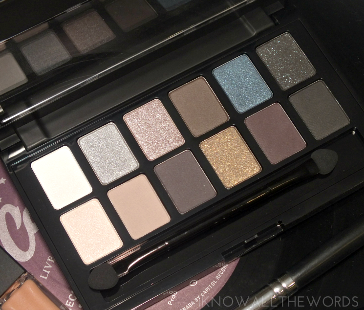 Maybelline The Rock Nudes Palette (1)