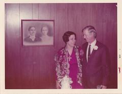 Stevens, Thelma and Grady, B&P wedding