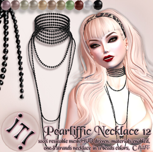 !IT! - Pearliffic Necklace 12 Image